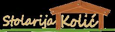 Stolarija Kolić Logo